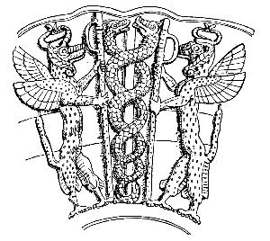 L'uomo e il serpente: Ningishzidda.