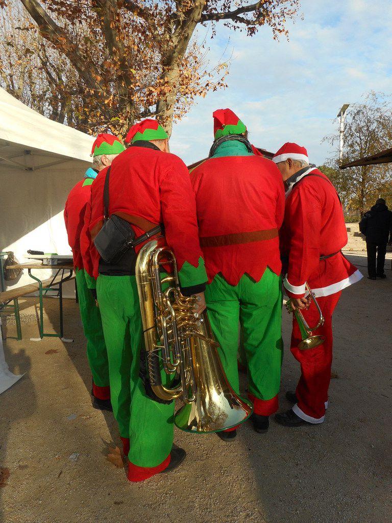 C'est bientôt Noël ! Promenade cyclecariste dans le Gard et le Vaucluse