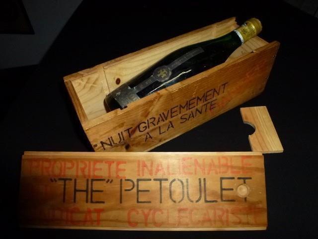 Rare photo du véritable Pétoulet présenté lors du Trophée Jacques Potherat
