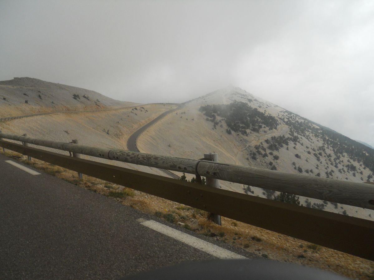 LES RENDEZ-VOUS DE LA REINE au Mont VENTOUX pour le dernier jour de l'année 2016