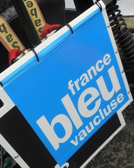Les BONNES NOUVELLES, c'est demain matin sur france bleu vaucluse !
