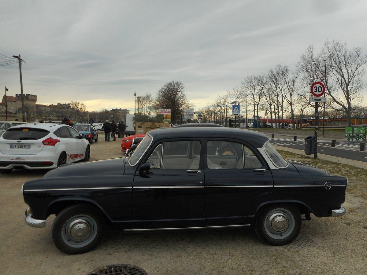 Janvier 2016 - Réunion mensuelle 4A à Avignon