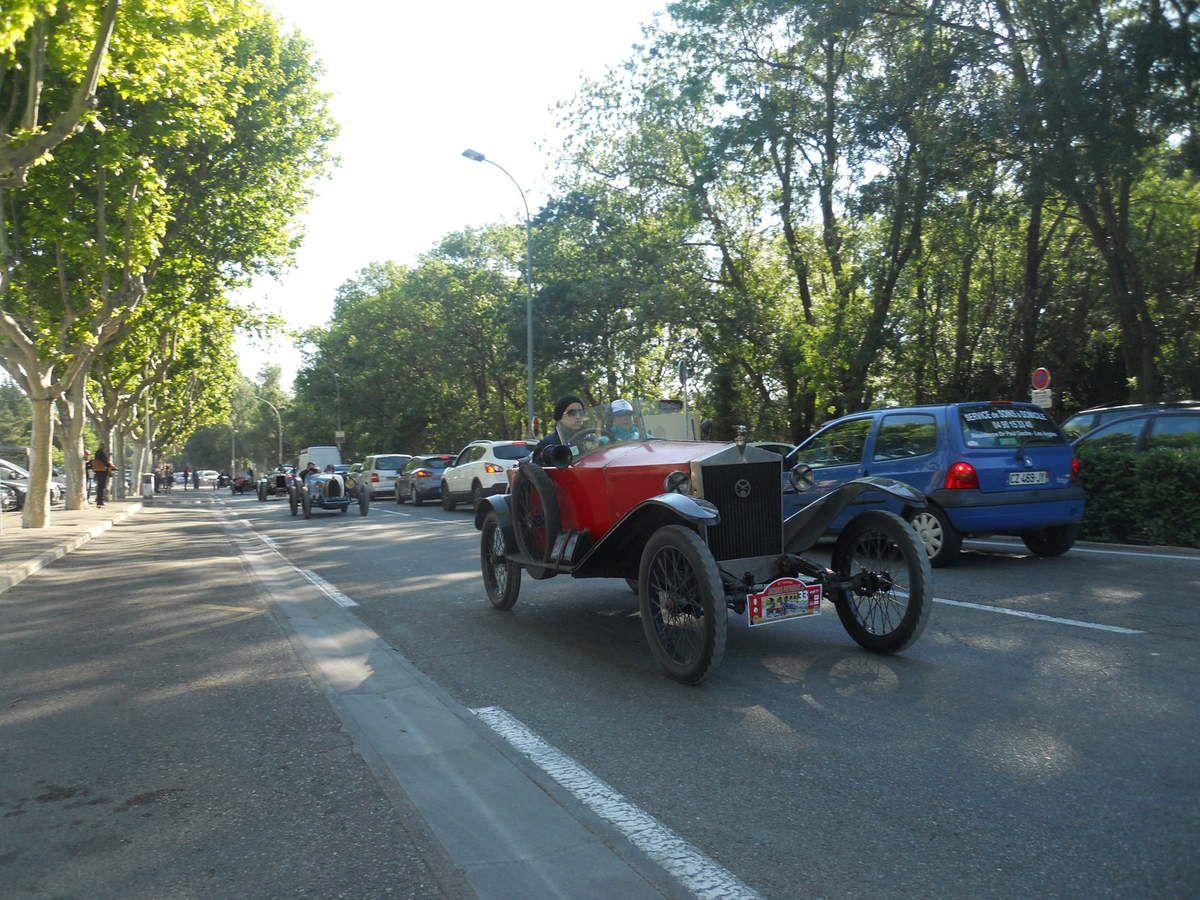 Automobile française d'autrefois, BIGNAN et FFVE