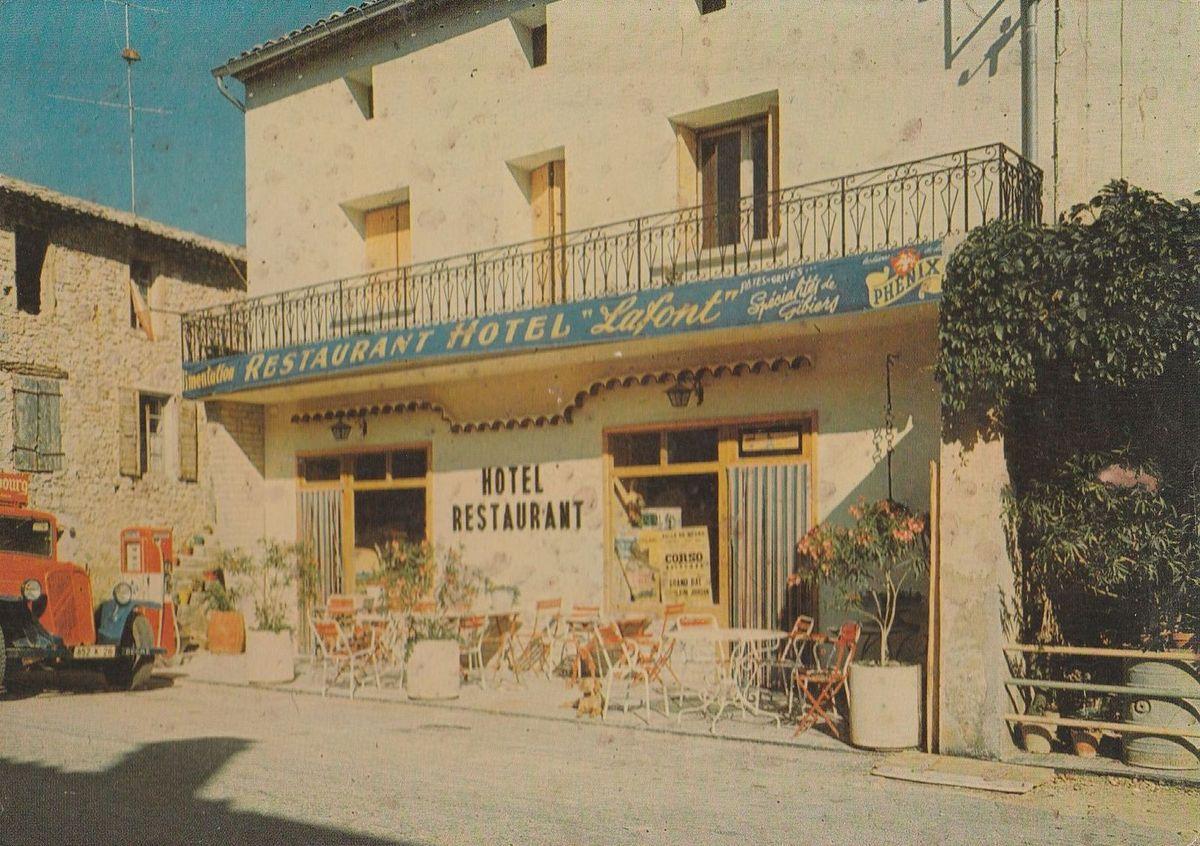 Retour à CONDORCET, LES RENDEZ-VOUS DE LA REINE dans la Drôme Provençale