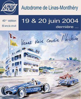 La mémoire courte - Grand Prix de l'Age d'Or 2004, Montlhéry c'est fini