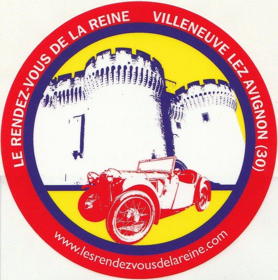 12 JUILLET 2017 Le rallye 100 autos sur la Nationale 7 passe par AVIGNON
