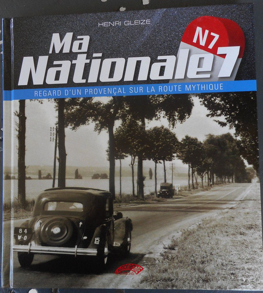 « MA NATIONALE 7 » HENRI GLEIZE