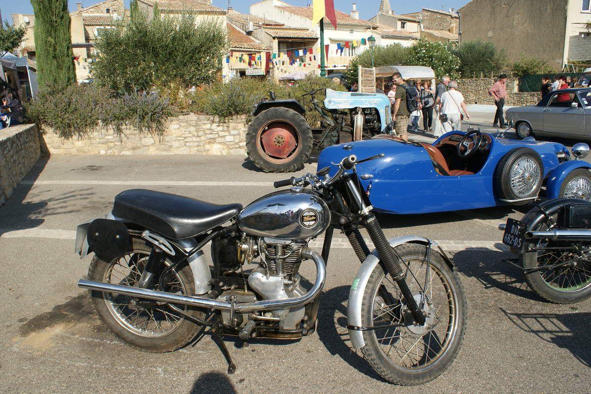 14 et 15 OCTOBRE à CHUSCLAN (Gard)   19e Vendanges de l'Histoire