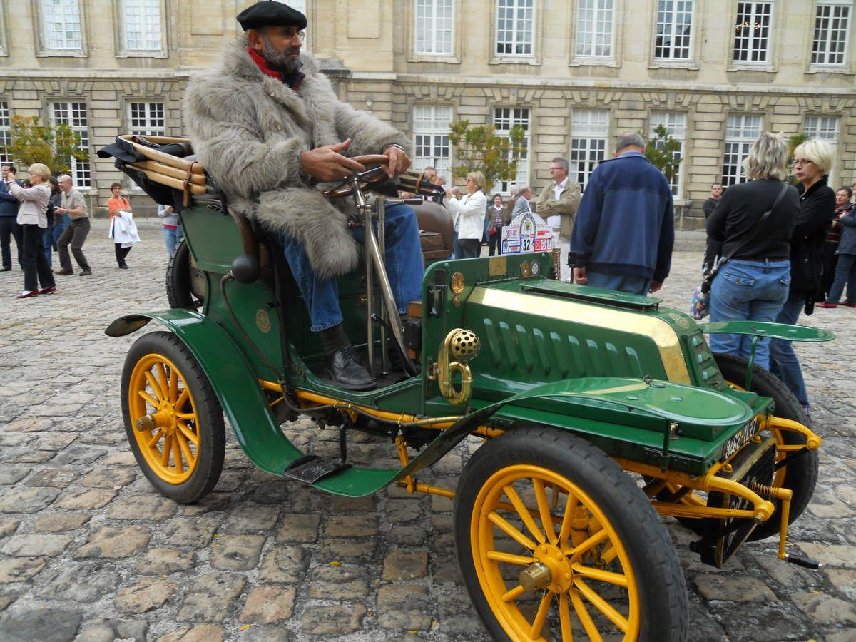 Retour sur le LONDON  to BRIGHTON Veteran Car Run 2017