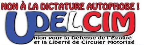Samedi 3 février 2018 avec l'UDELCIM à Paris pour lutter contre l'abaissement de la limitation de vitesse à 80km/h