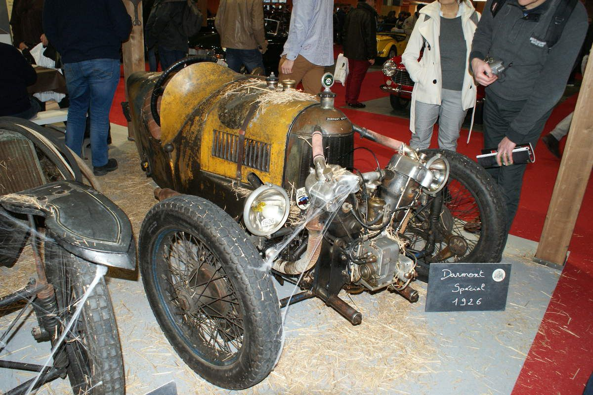 RETROMOBILE 2018, suite de la visite
