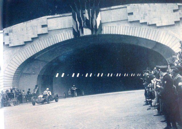 En fait, l'Hispano-Suiza type H6 C était en panne pour l'inauguration du Tunnel de Saint Cloud le 9 JUIN  1946.