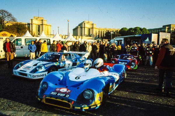 27e édition du Tour Auto Optic 2000 - Il est passé par ici - Il repassera par là - Pourras-tu le retrouver ?