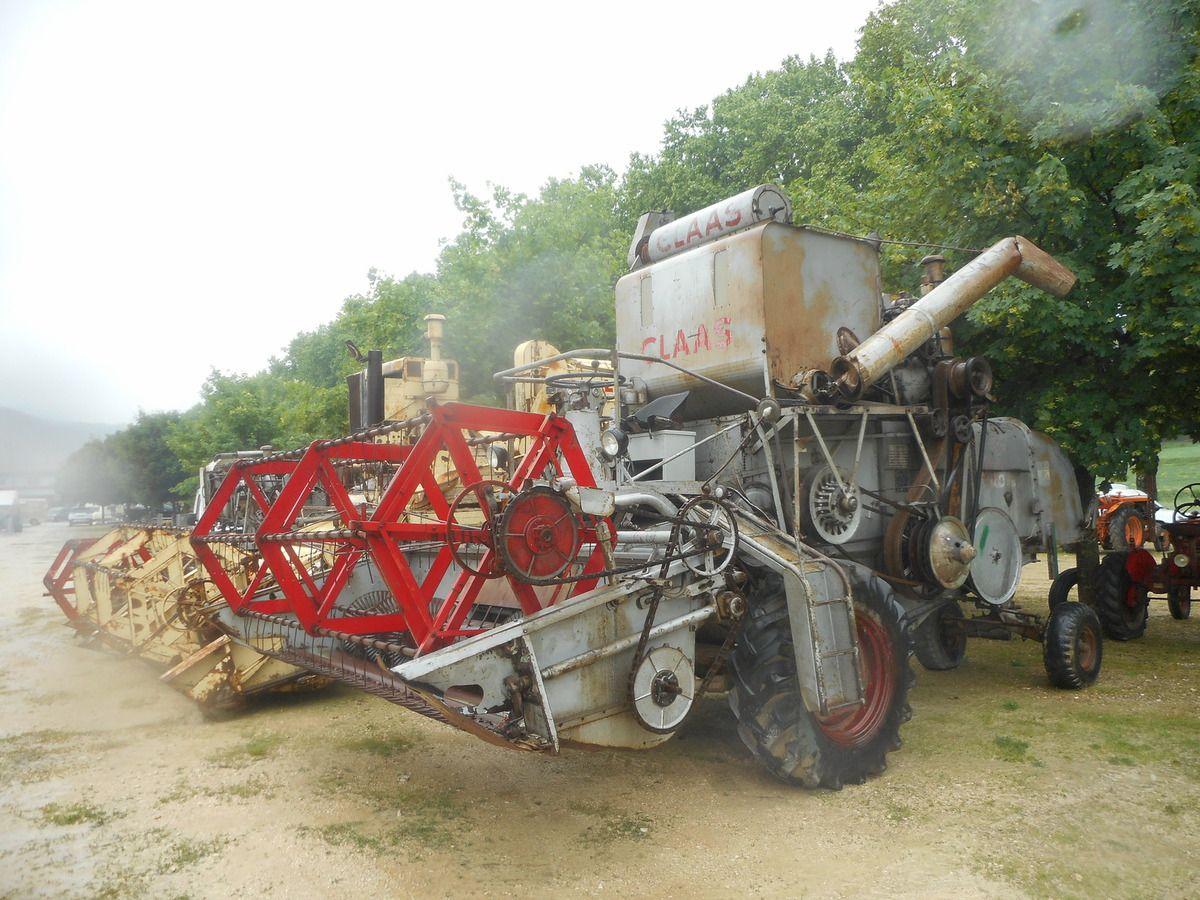 Fête de MALAUCÈNE 2018 (Vaucluse), un monde paysan courageux et plutôt humide