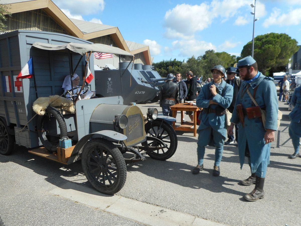 Centenaire 1914 – 1918 le 11 novembre 2018 dans la Drôme à Donzère (entre Montélimar et Pierrelatte)