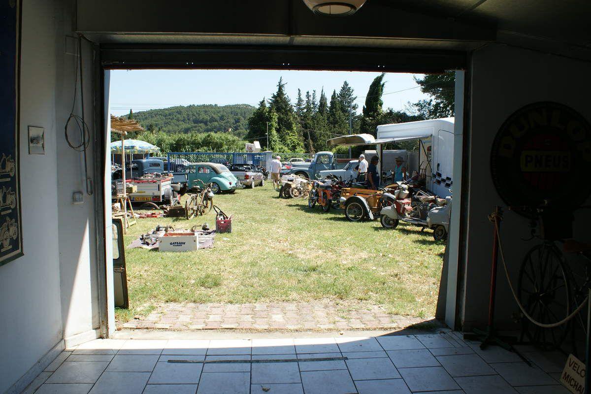42ème Bourse d'échanges au Musée Automobile de Provence d'Orgon