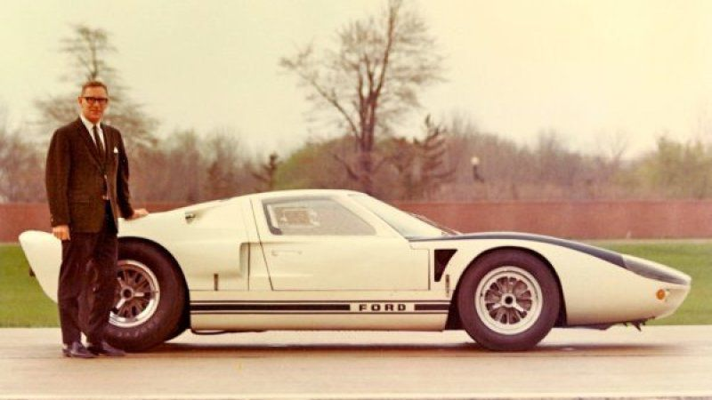 A VENDRE Ford GT40…