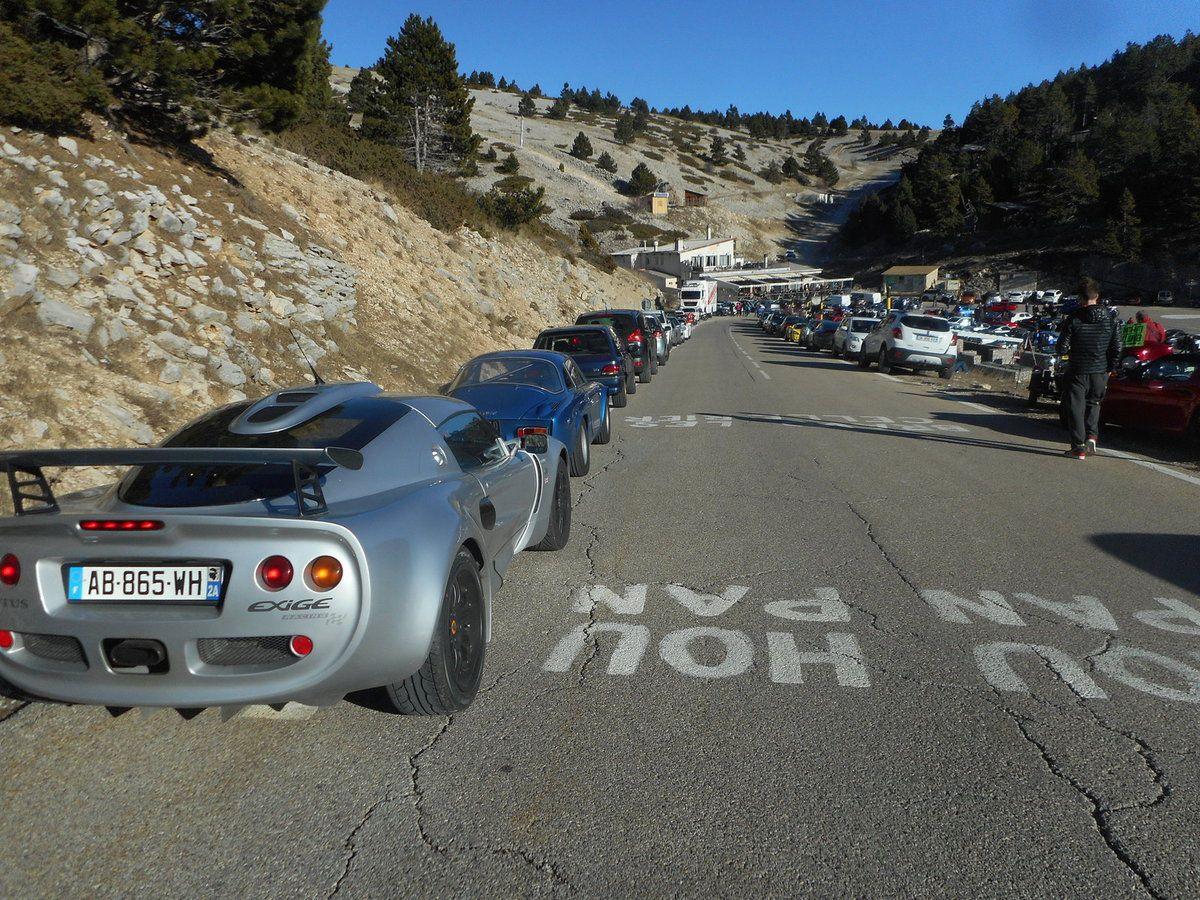 LE MONT VENTOUX DANS LA COURSE Recherche film 54ème course de côte du mont Ventoux 1991