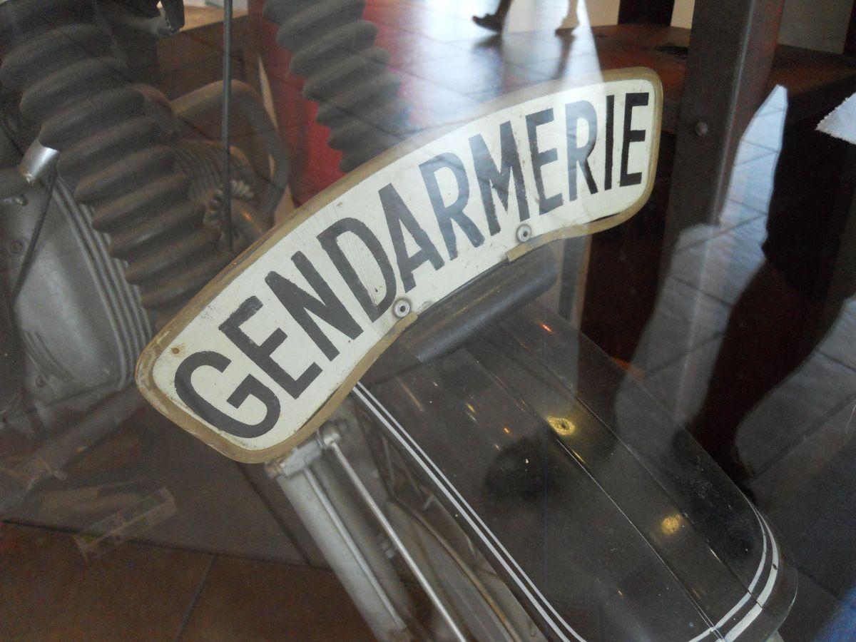 La Gendarmerie était de sortie !