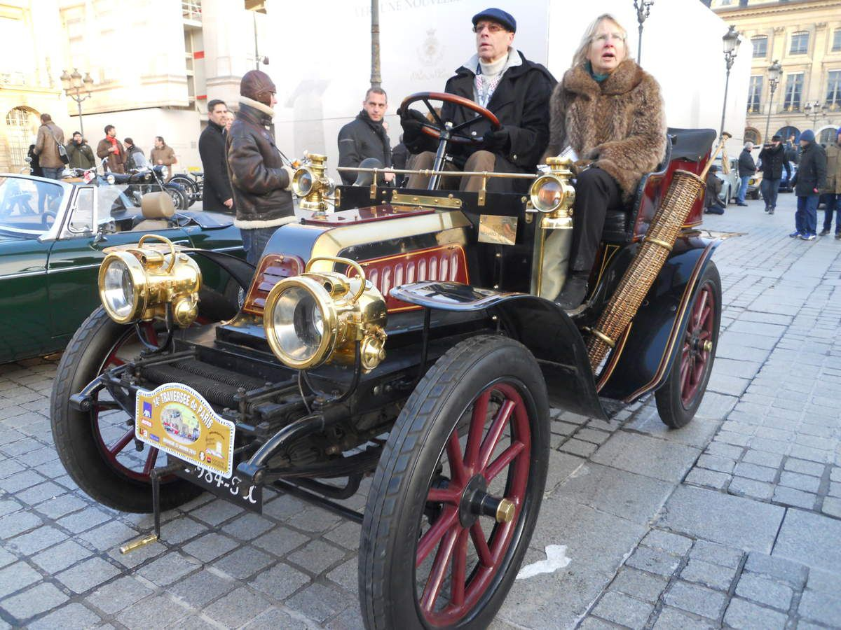 Dimanche 4 NOVEMBRE 2018 - LONDON to BRIGHTON 2018 – VETERAN CAR RUN 2018