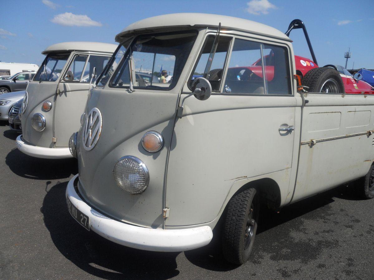 Volkswagen 4WD Transporter T3 Doka Syncro 4x4 avec cellule et Doppelkabine ou double cabine
