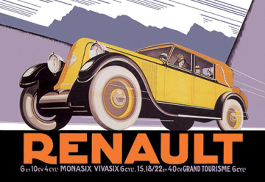 Renault MONASIX (1927 – 1931)