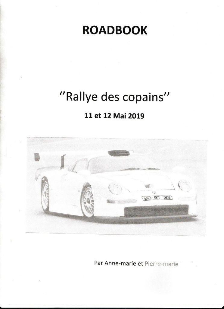 « Rallye des copains » 11 et 12 MAI 2019 des GORGES DE L'ARDÈCHE à FONTAINE DE VAUCLUSE