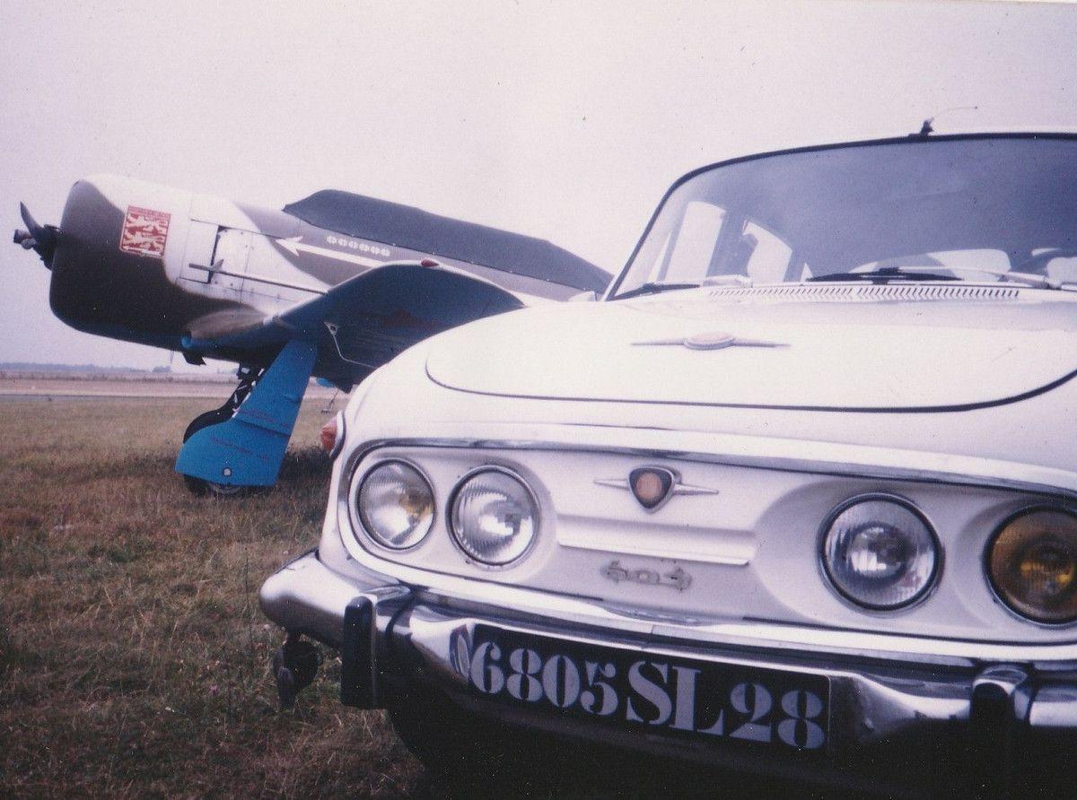 TATRA 603 et son attelage sur le Blog Auto Jaune