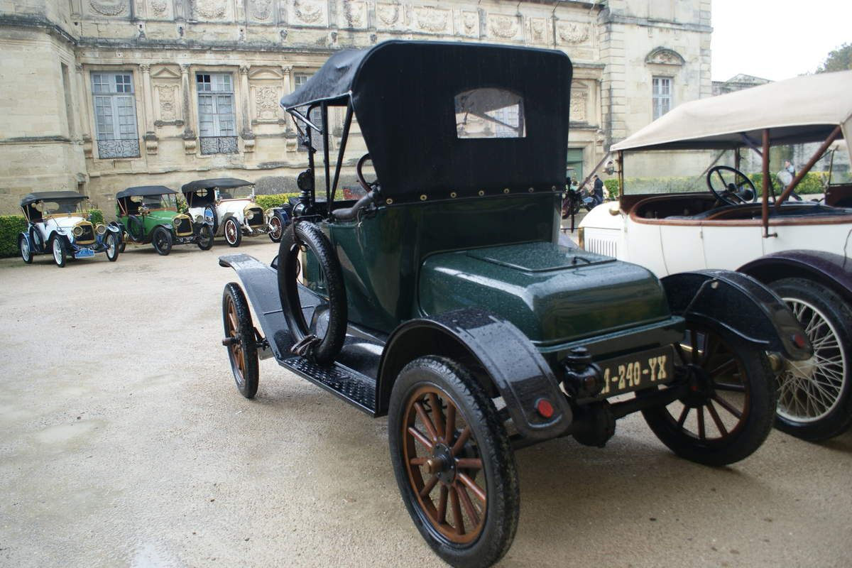 A VENDRE FORD T 1919