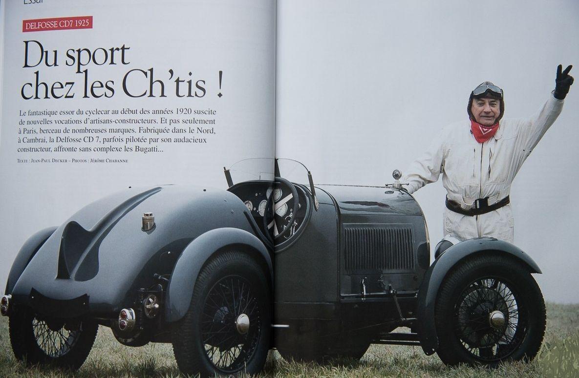 Recherche contact AUTOMOBILE  DELFOSSE … le constructeur automobile qui voulait battre les BUGATTI en course dans les années 1920 !