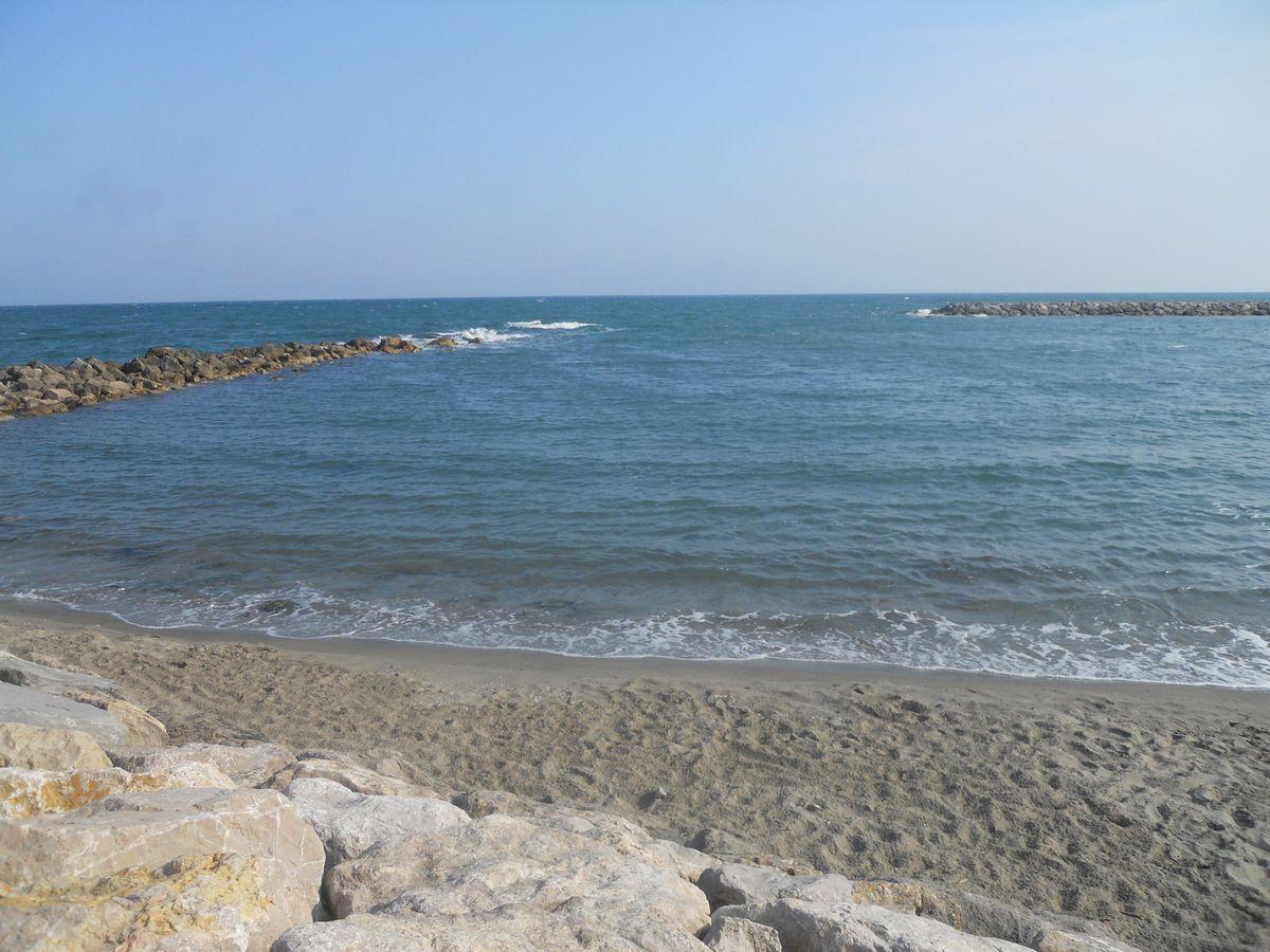 Renault 4 à la plage