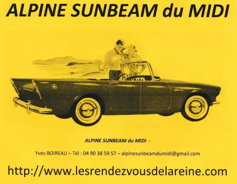 ALPINE SUNBEAM du MIDI