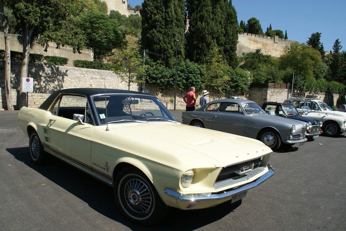 AVIGNON Renaud vends sa  Ford MUSTANG  289ci coupé  de 1967