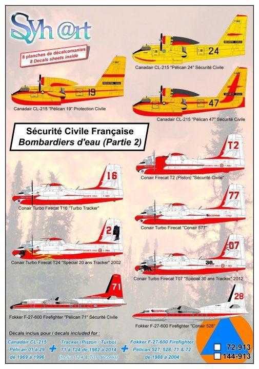 AVION LÉGENDAIRE Le Tracker S-2FT également appelé Turbo FIRECAT
