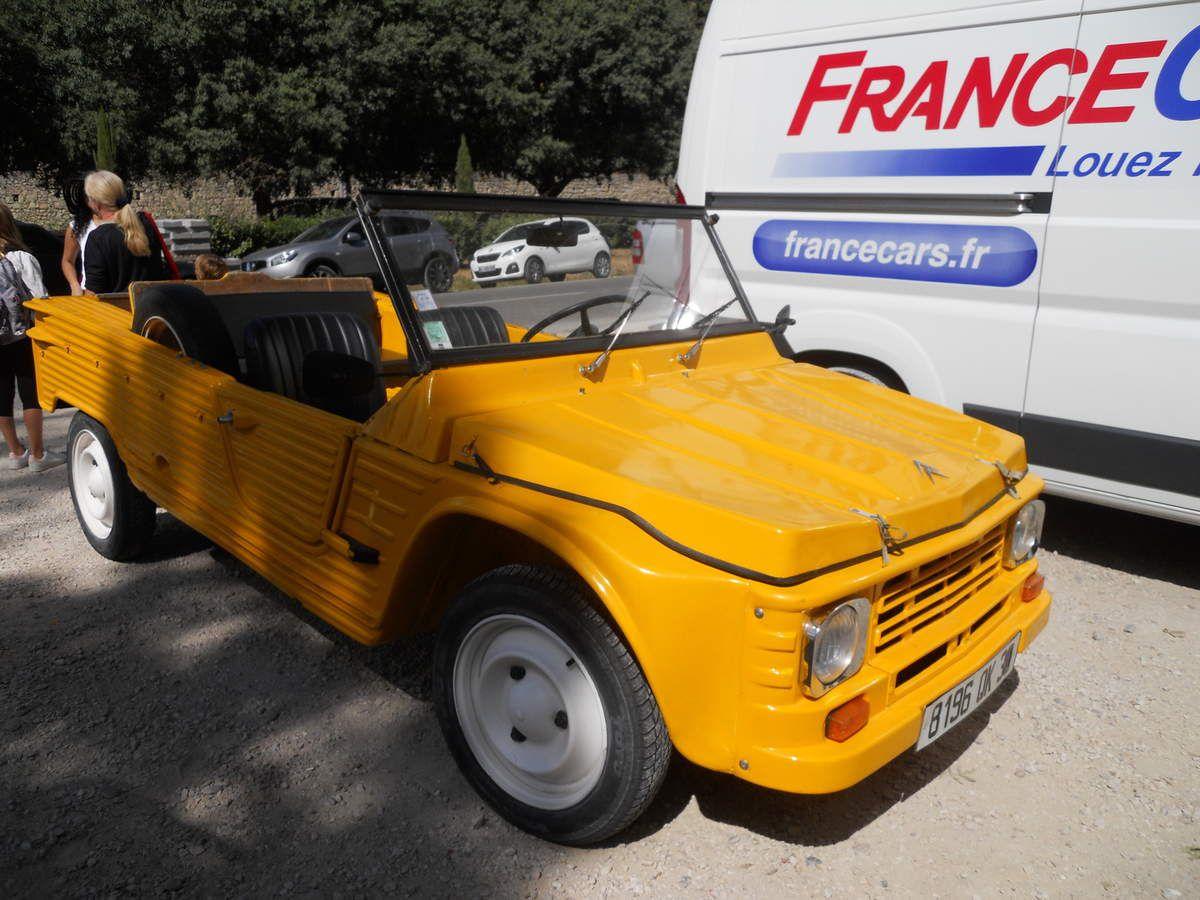 RECHERCHE  une Citroën MÉHARI
