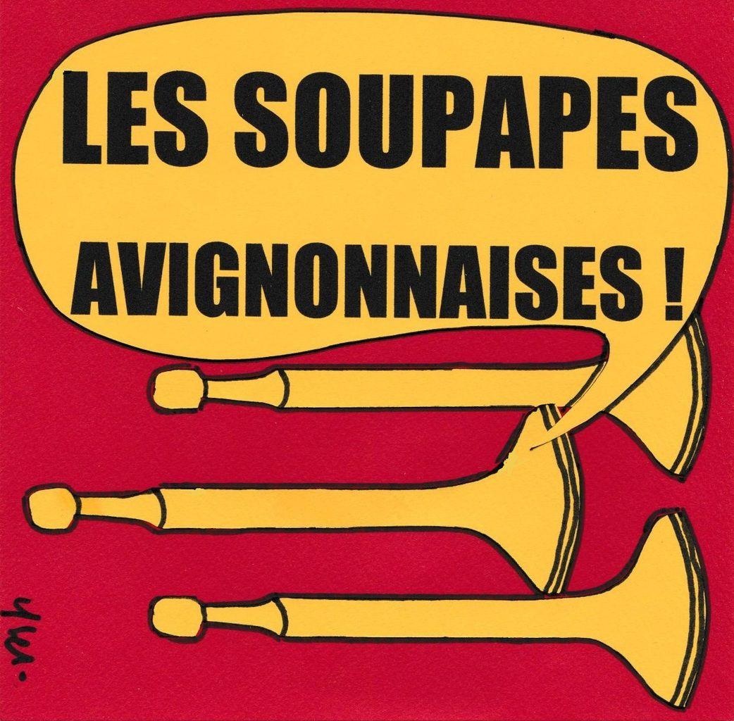 RÉUNION DE VOITURES ANCIENNES Dimanche 18 AOÛT 2019 à Villeneuve lez Avignon avec Les SOUPAPES AVIGNONNAISES