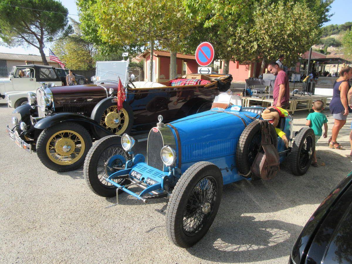 Ce dimanche 15 SEPTEMBRE 2019, en passant par Pujaut (Gard),
