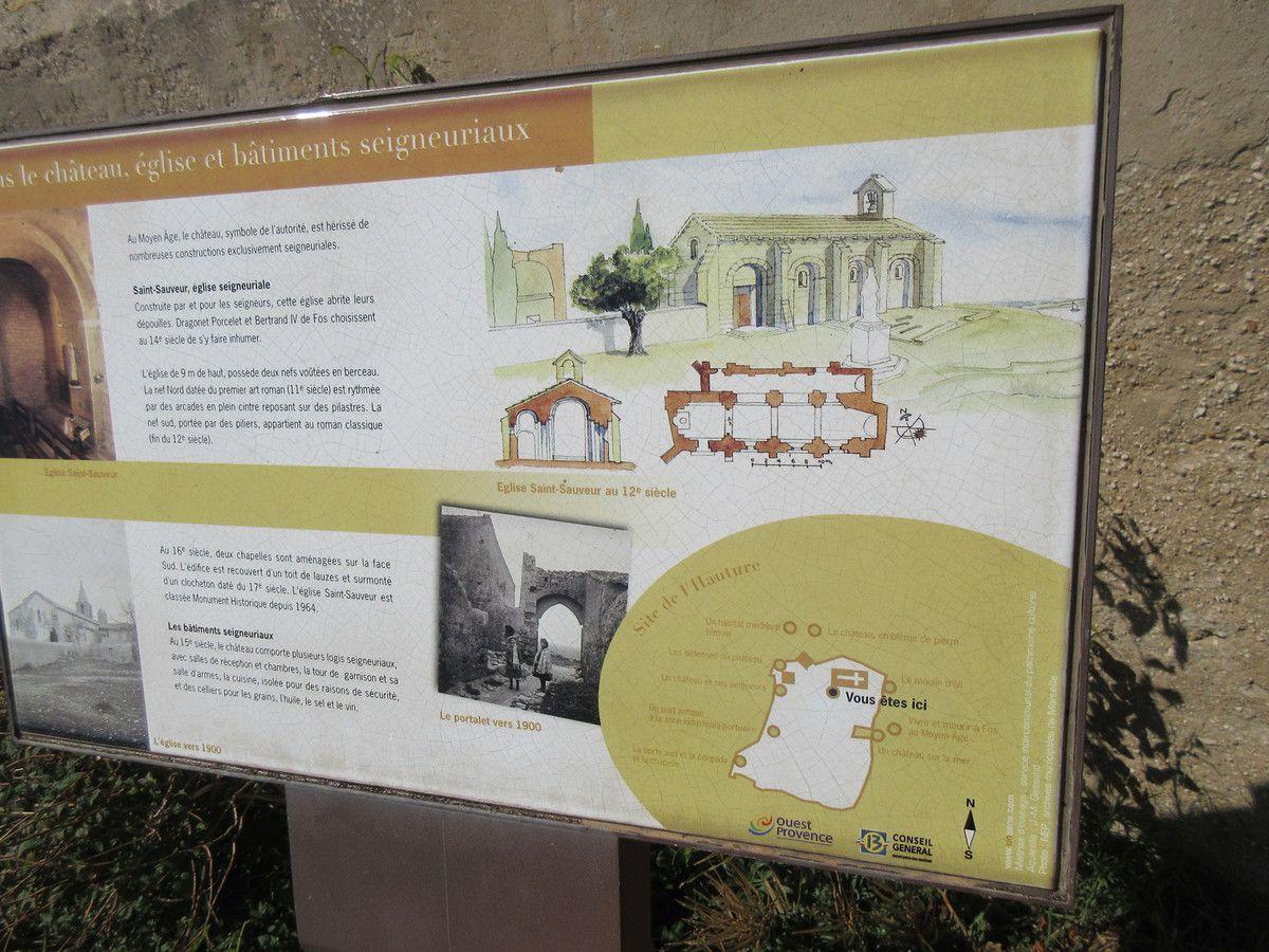 Un petit tour de l'étang de Berre en partant de Saint Etienne du Grès