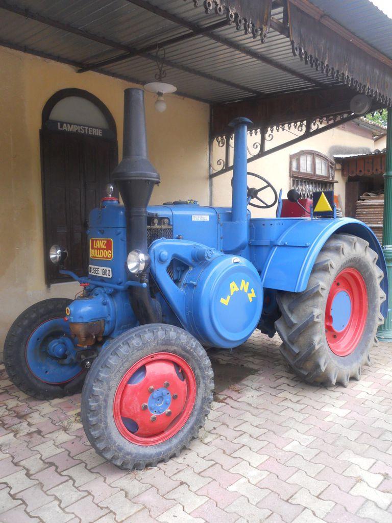 Des tracteurs dans Paris, une histoire qui n'est pas nouvelle !!