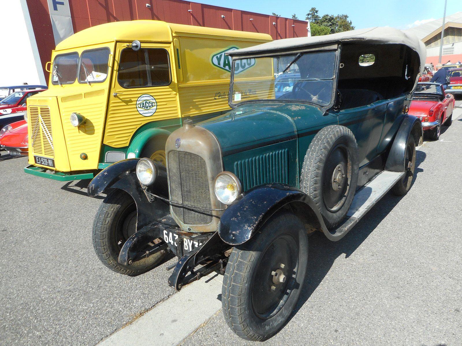 AUTOS & MOTOS ANCIENNES d'avant 1940 à AVIGNON Dimanche 15 MARS 2020