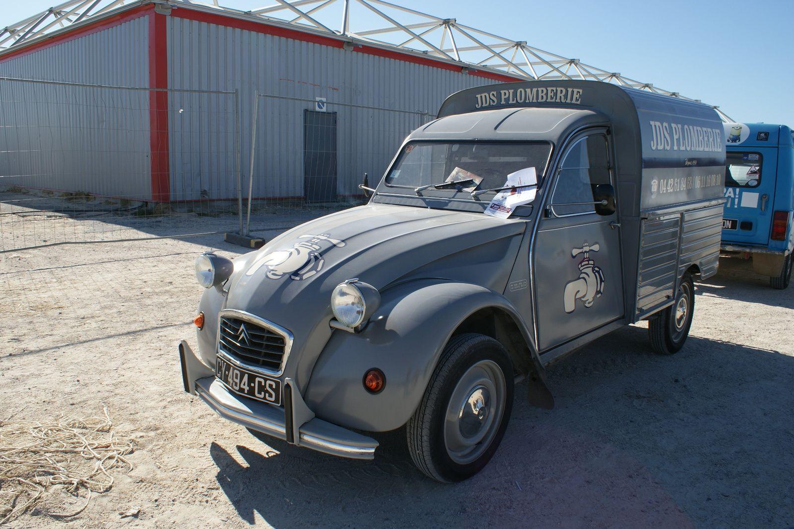 Citroën, MERCI de ne plus confondre le TUBE et le TYPE H
