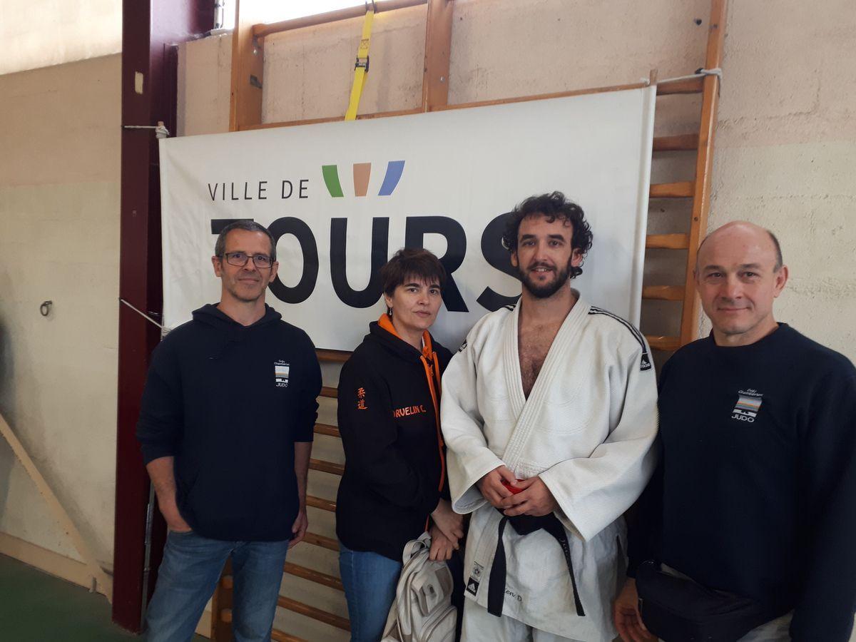 Tournoi international Master et Kata de Tours