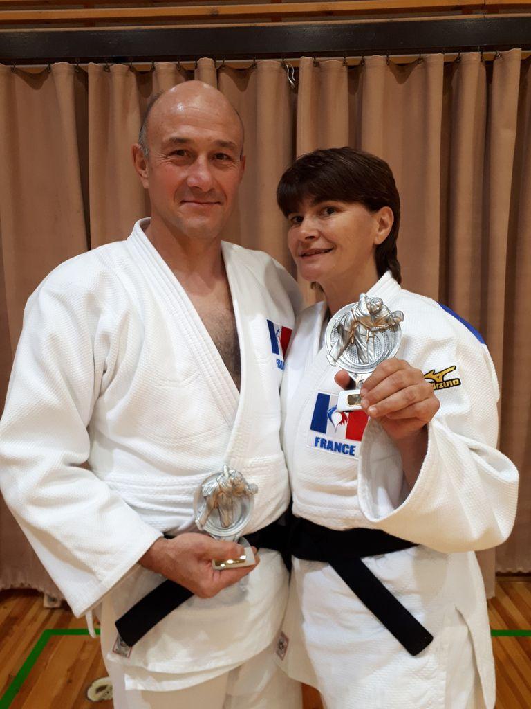 Nordic Judo Kata Open en Finlande !!!