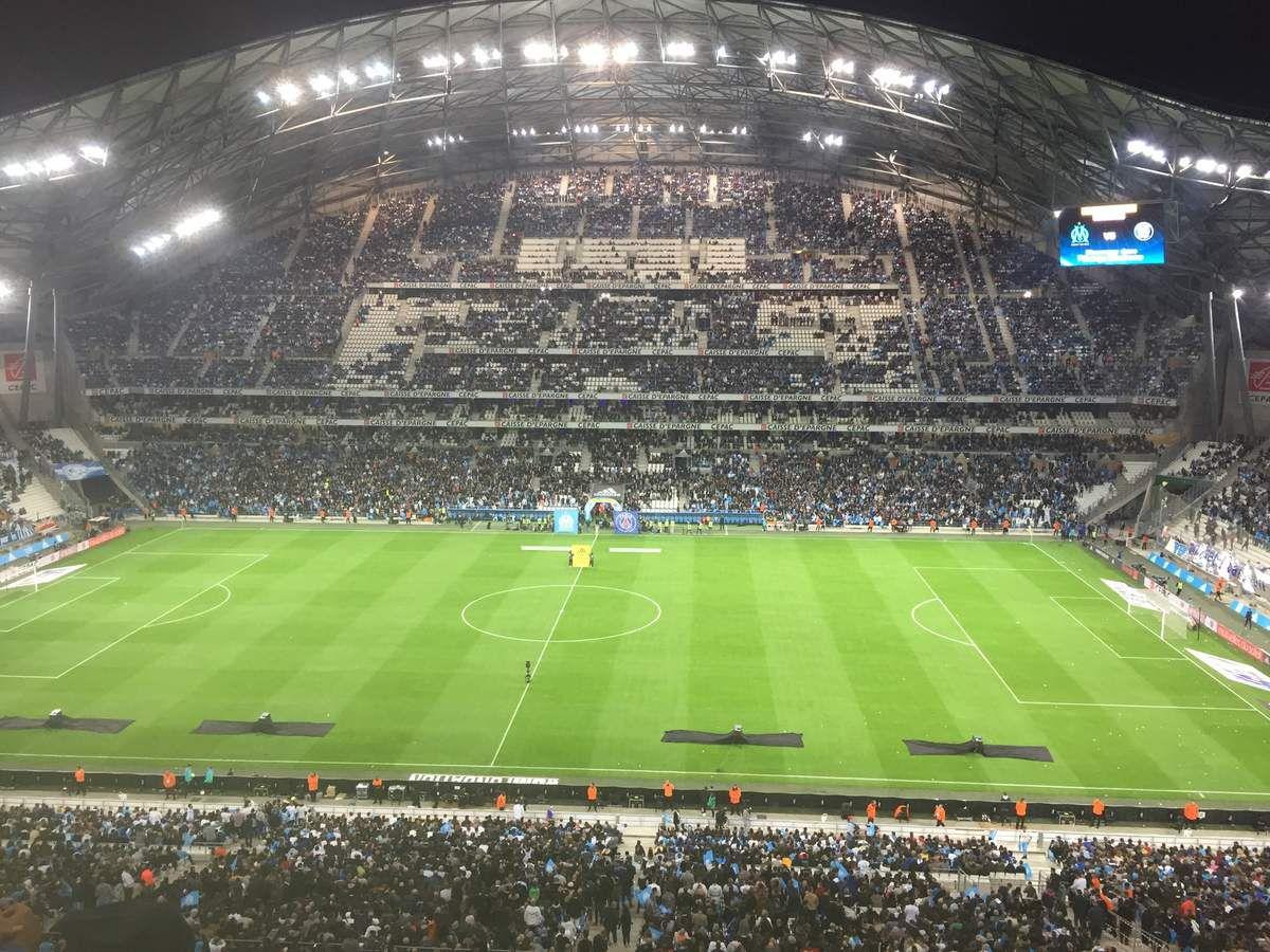 Grande soirée du CE CSC Saint Gilles Match OM contre psg à Marseille