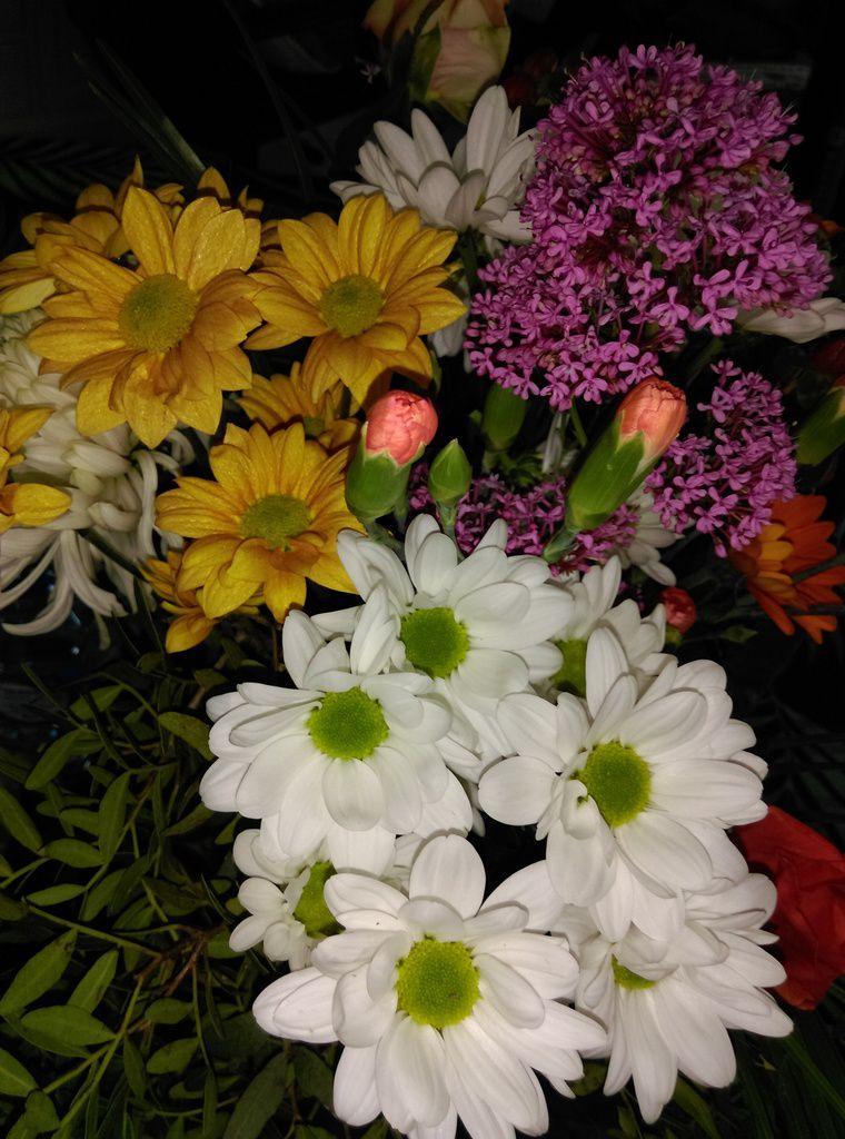 Mon bouquet de dimanche