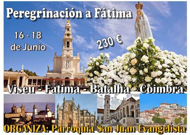 Excursión parroquial a Fátima