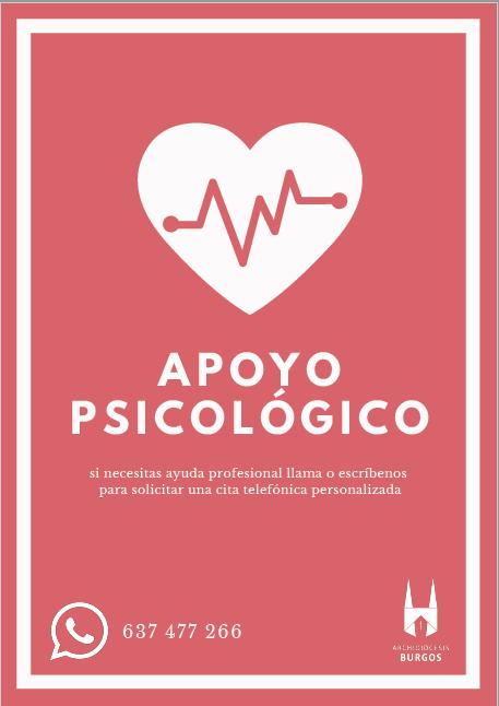 Apoyo psicologico