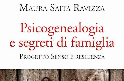 Copertina del libro: Psicogenealogia e segreti di famiglia, Mursia editore, dicembre 2015