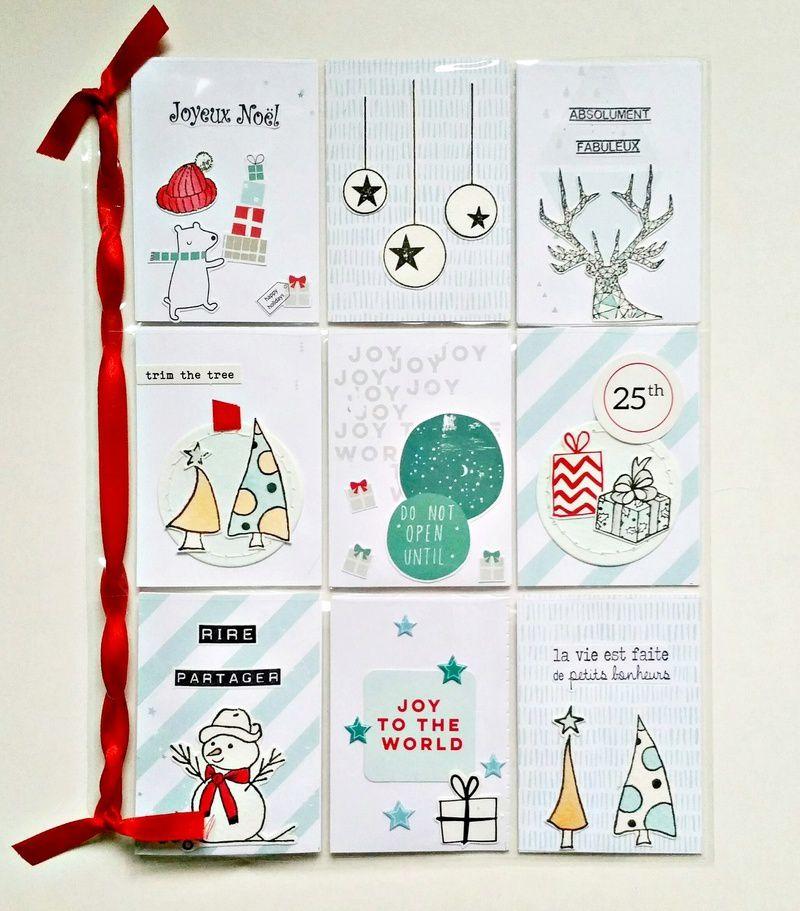 Christmas Pocket Letter for Elise