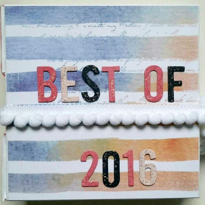 2016 Year In Review Mini Album